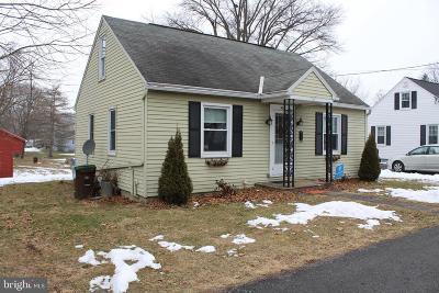 Mont Alto Single Family Home For Sale: 406 Constitution Avenue