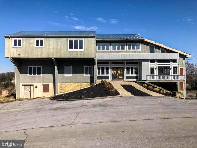 Franklin County Single Family Home For Sale: 2540 Falling Spring Road