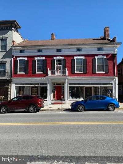 Mercersburg Commercial For Sale: 9-13 N Main