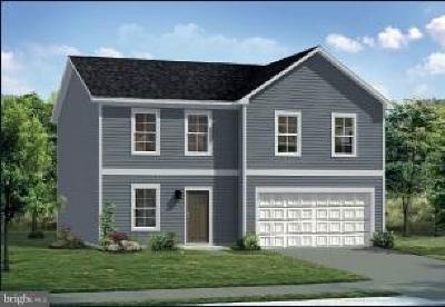 Waynesboro Single Family Home For Sale: Ridge Crest Drive #CARNEGIE