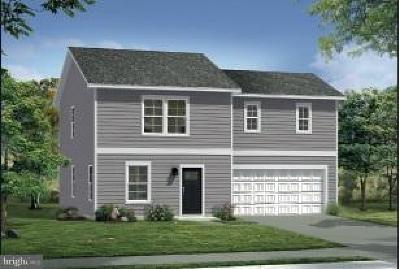 Chambersburg Single Family Home For Sale: Sutherland Court #CRAFTON