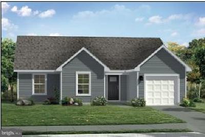 Chambersburg Single Family Home For Sale: Sutherland Drive #BALDWIN