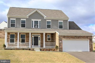 Waynesboro Single Family Home For Sale: Mystic Rock Lane #NOTTINGH