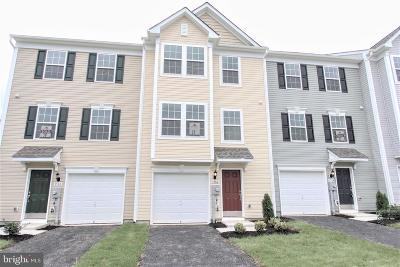 Franklin County Townhouse For Sale: Maplewood Court