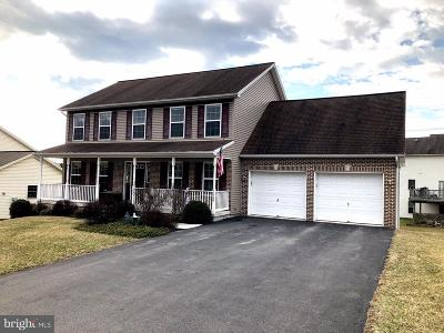 Waynesboro Single Family Home For Sale: 11408 Cross Fields