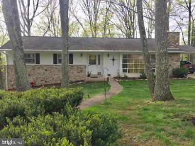 Fayetteville Single Family Home For Sale: 252 Mount Union Road
