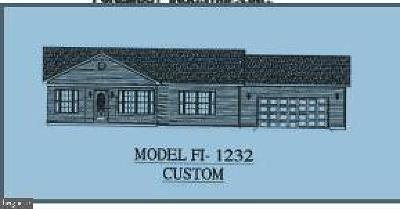 Waynesboro Single Family Home For Sale: Lot 76 Hill Avenue