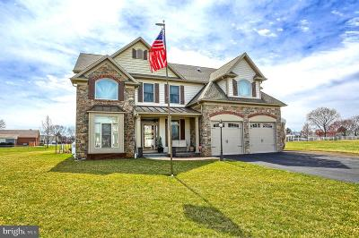 Chambersburg Single Family Home For Sale: 5850 Gabrielle Lane