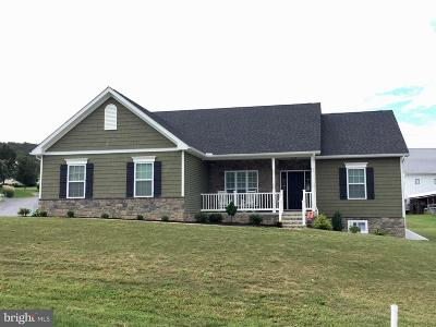 Waynesboro Single Family Home For Sale: Longwood