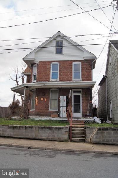 Waynesboro Single Family Home For Sale: 229 Hamilton Avenue