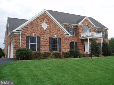 Chambersburg Single Family Home For Sale: 1626 Majestic Drive