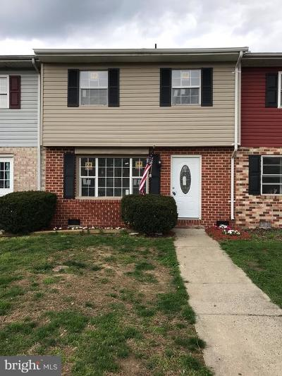 Franklin County Townhouse For Sale: 3546 Gregway Drive