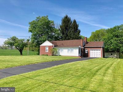 Mercersburg Single Family Home For Sale: 2165 Fort Loudon Road