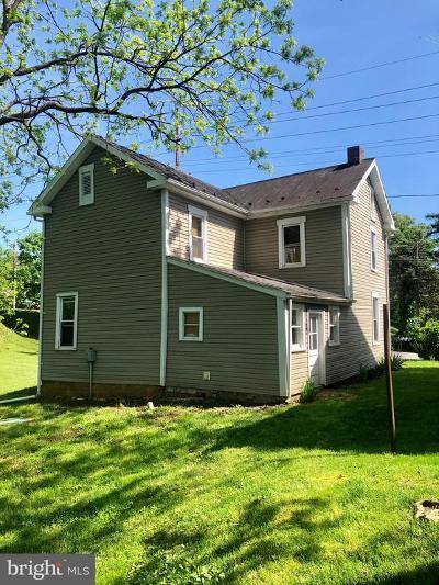 Mercersburg Single Family Home For Sale: 12040 Buchanan Trail W
