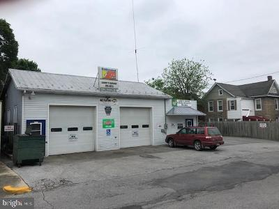 Chambersburg Commercial For Sale: 223 Martin Avenue