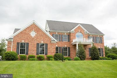 Franklin County Single Family Home For Sale: 1626 Majestic Drive