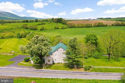 Chambersburg Single Family Home For Sale: 6589 Fort McCord Road