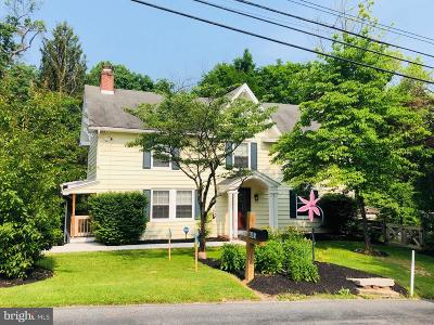Chambersburg Single Family Home For Sale: 4085 Scotland Main Street