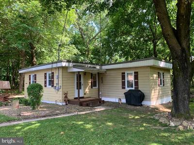 Fayetteville Single Family Home Under Contract: 4868 Treher Road