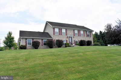 Chambersburg Single Family Home For Sale: 2130 Constitution Drive