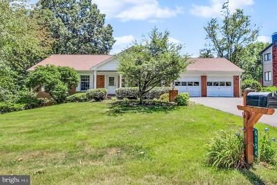 Fayetteville Single Family Home For Sale: 6154 Fairway Drive W