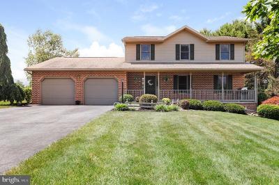 Franklin County Single Family Home For Sale: 199 Maranatha Drive