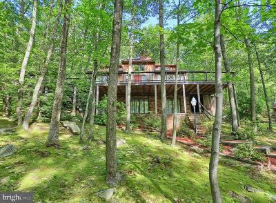 Chambersburg Single Family Home For Sale: 10885 Gilbert Road
