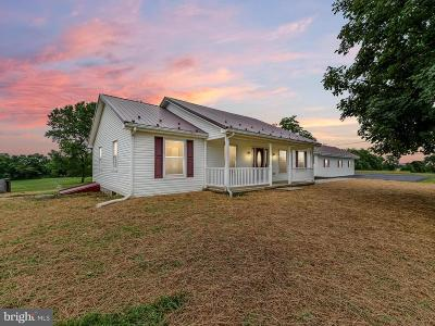 Franklin County Single Family Home For Sale: 7965 Nyesville Road