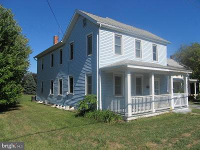 Franklin County Single Family Home Under Contract: 249 West Main