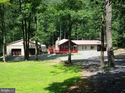 Franklin County Single Family Home For Sale: 10842 Gilbert Road