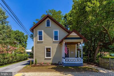 Chambersburg Single Family Home For Sale: 519 East King
