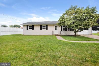 Chambersburg Single Family Home For Sale: 110 Eisenhower Drive