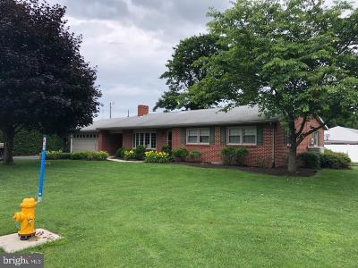 Shippensburg Single Family Home For Sale: 205 Hostetter Avenue