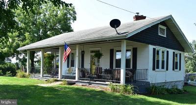 Waynesboro Single Family Home For Sale: 5 State Hill Road