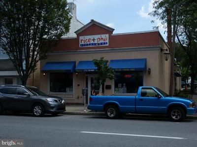 Chambersburg Commercial For Sale: 120 South Main St