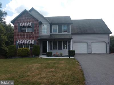 Chambersburg Single Family Home For Sale: 1769 Jed Court