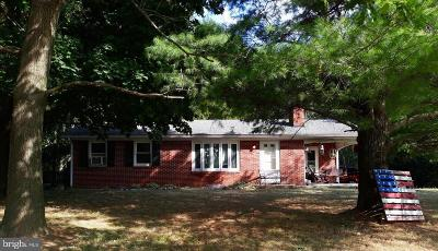 Franklin County Single Family Home For Sale: 3620 White Church Road