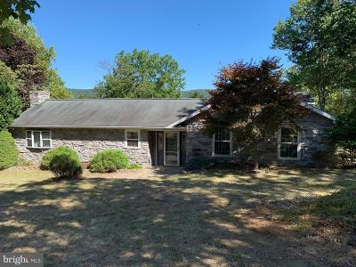 Franklin County Single Family Home For Sale: 15730 Myers Drive