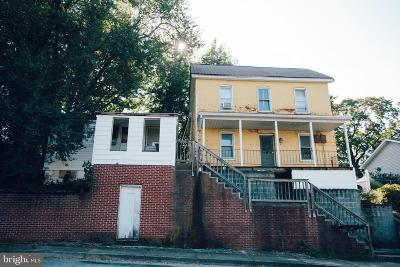 Waynesboro Multi Family Home For Sale: 305 And 307 Potomac Street N