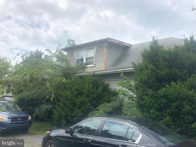 Franklin County Single Family Home For Sale: 1704 Buchanan Trail E