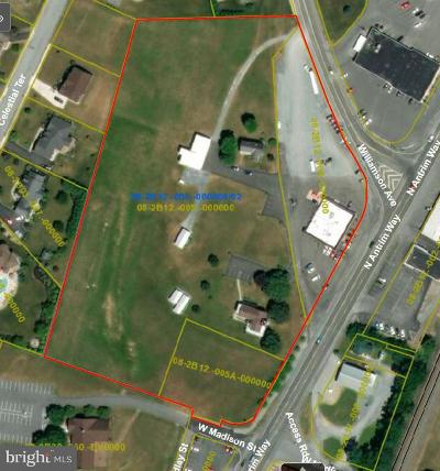 Greencastle Commercial For Sale: 140 Antrim Way N
