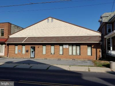 Waynesboro Commercial For Sale: 220 South Potomac