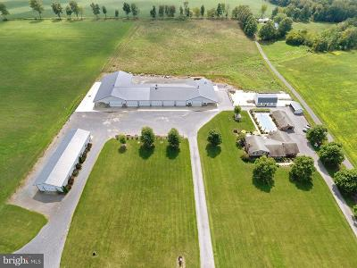 Mercersburg Commercial For Sale: 10078 Church Hill Road