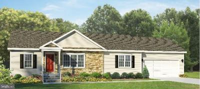 Chambersburg Single Family Home For Sale: Lot 33 Warm Spring