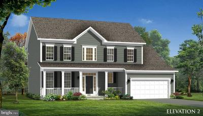 Chambersburg Single Family Home For Sale: Homesite 66 Crestwood Drive