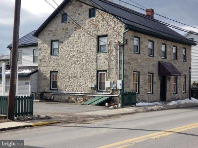 Fulton County Multi Family Home For Sale: 421 Lincoln Way E