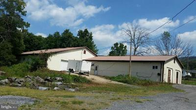 Fulton County Commercial For Sale: 224 Tritle Drive