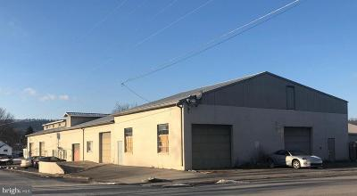 Fulton County Commercial For Sale: 536 East Poplar St