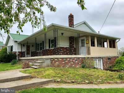 Fulton County Single Family Home For Sale: 8890 Thompson Road
