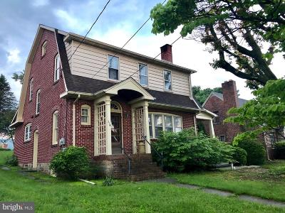 Fulton County Single Family Home For Sale: 314 S 2nd Street